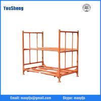 Heavy Duty Storage Warehouse Rack / Warehouse Metal Stacking Rack / Warehouse Pallet Rack Manufactures