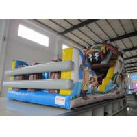 Outdoor Roller Coaster Commercial Inflatable Water Slides High Slide Design Manufactures