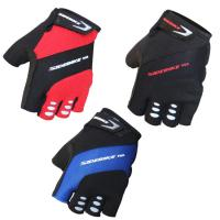 Custom Waterproof Bike Riding Gloves Anti Abrasive Not Easy To Be Scratched Manufactures