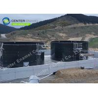 AWWAD103 Standard Glass Lined Water Storage Tanks For Agriculture Irrigation Manufactures