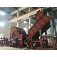 Cheap 380V 3Phase Steel Scrap Shredder Machine , 400 - 4500 Ton Nominal Force for sale