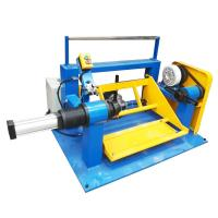 Electric Lift Automatic Transformer Coil Winding Machine Manual Chuck Manufactures