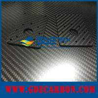China Carbon Fiber CNC Profile Cutting and Machining on sale
