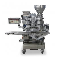 Quality Ginger Bread Encrusting Machines Dry or Wet Filling Professional for sale