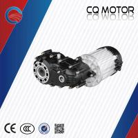 Integrated housing Manual shift two speed 60v 2200watt motor gearbox Manufactures