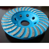 4 inch diamond cup grinding wheel for marble/basalt/granite/concrete Manufactures
