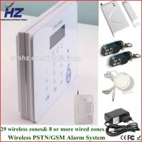 29 wireless zones 8 or more wired zones wireless home alarm system Manufactures