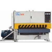 Stainless steel and Aluminium sheet surfaces polishing machine Manufactures
