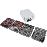 186pcs Universal Household Garage Working Fix Hand Tool Bit Kit Set for DIY Use Manufactures