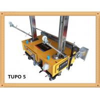Cheap rendering walls&automatic plastering machine&plastering machine video for sale