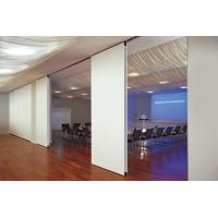 Commercial Furniture Acoustic Room Divider , Wooden Partition Walls For Home Manufactures