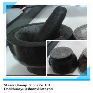 Best sale granite pestle and mortar sets Manufactures