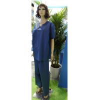 Medical Non Woven Sterile Surgical Gowns , Disposable Surgeon Gown Manufactures
