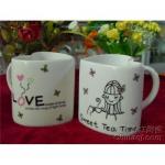 Valentine Ceramic mug,ceramic cups Manufactures