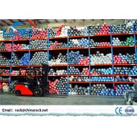 Heavy Duty Selective Pallet Racking , ISO9001 / ISO14001 Industrial Storage Shelves Manufactures