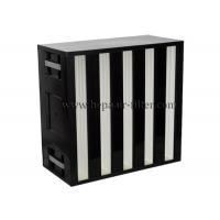 Electrostatic Hepa Box Air Filter Air Purifier , High Capacity Air Dust Filter Manufactures