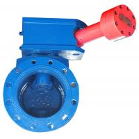 Self Cleaning Half Ball Valve / Cast Iron Ball Valve Easy Long Distances Control Manufactures