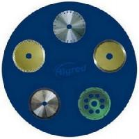 Buy cheap Laser Welded Diamond Saw Blade from wholesalers
