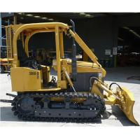 Mini track tractor w/ Canopy with six-action blade Crawler Bulldozer optional with EPA diesel engine 35HP Farm Machine