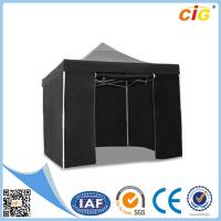 3x3 Black Pop Up Outdoor Folding Gazebo Tent Market Party Marquee Manufactures