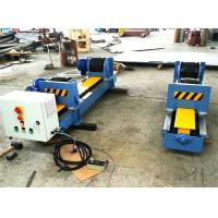 China 5000kg Tank Turning Rolls With Lead Screw Adjustment For 250-2800 mm Diameter Tanks on sale