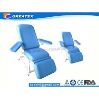 CE & ISO Approved Blood Donation Chair / Blood Collection Chair for Hospital , Clinic , Home Manufactures
