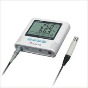 High accuracy 0.2 degree Sound Alarm Import  Switzerland External Sensor  Calibration Temperature Humidity Data Logger