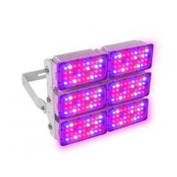 420W  Led Indoor Grow Lights 8000K  /  LED Vegetable Grow Lights Aluminum  Body Manufactures