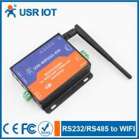 [USR-WIFI232-630] Serial RS232/ RS485 to Wifi Server with 2 Channel RJ45 Manufactures