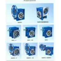 China Rv Series Worm Gear Speed Reducer on sale