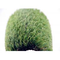 Cheap Metal Free Landscaping Garden Artificial Grass Gauge 3 / 8 Inch Anti-UV for sale