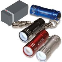 Micro 3 LED Torch/Key Holder Manufactures