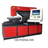 High Efficiency Small Laser Cutter For Metal , Portable Laser Metal Cutting Machine