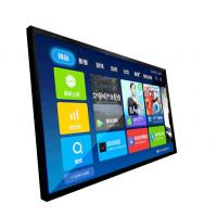 86 inch wall mounted free standing touch screen monitor for school education classroom meeting Manufactures