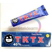 TKTX 40% Deepest numb Special Effects Anesthetic Strong Numb Cream For Tattoo Manufactures