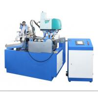 Automatic Ice Cream Cup Paper Cone Sleeve Machine 9KW 4-10oz Manufactures