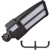 Outdoor LED Parking Lot Lights 200w Shoebox Led Street Lamp UL DLC With Photocell Manufactures