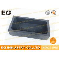 Brass Rod Graphite Ingot Mould High Pure Refining Casting Melting EG-CIM-0003 Manufactures