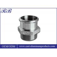 Cast Stainless Steel Precision Investment Casting High Precision ISO9001 Manufactures