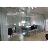 Standard Modern Prefabricated Office Buildings With 20 Person Conference Room Manufactures
