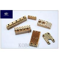 High Precision Brass Machined Parts , Custom Milling Type Machined Metal Parts Manufactures