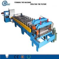 Cheap House Use Hydraulic System Colors Metal Roof Tile Forming Equipment for sale