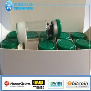 China 2MG/vial Lyophilized Powder Peptide Hormones Bodybuilding CJC-1295 DAC on sale