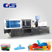 High Performance 60 Ton Injection Molding Machine , Plastic Can Making Machine Manufactures
