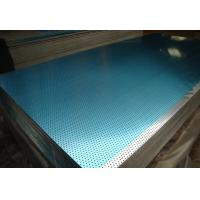 Standard 5mm hole 8mm pitch decorative stainless steel sheets perforated  for USA, EU, Africa market Manufactures