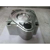 High Performance Plastic Injection Mold Components Five Axis CNC Machined Manufactures