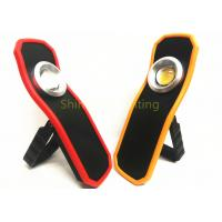 10W Rechargeable Led Work Light , 1000 Lumen Car Inspection Fixing Work Light Manufactures