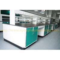 University anti aging science lab island bench epoxy resin chemical resistant countertops Manufactures