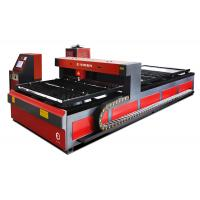 Sheet Metal YAG Laser Cutting Machine HECY4015C 0.2mm - 8mm Cutting Thickness