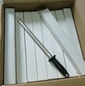 China Kitchen Tools Diamond Knife Sharpener Sharpening Stick Diamond Tools on sale